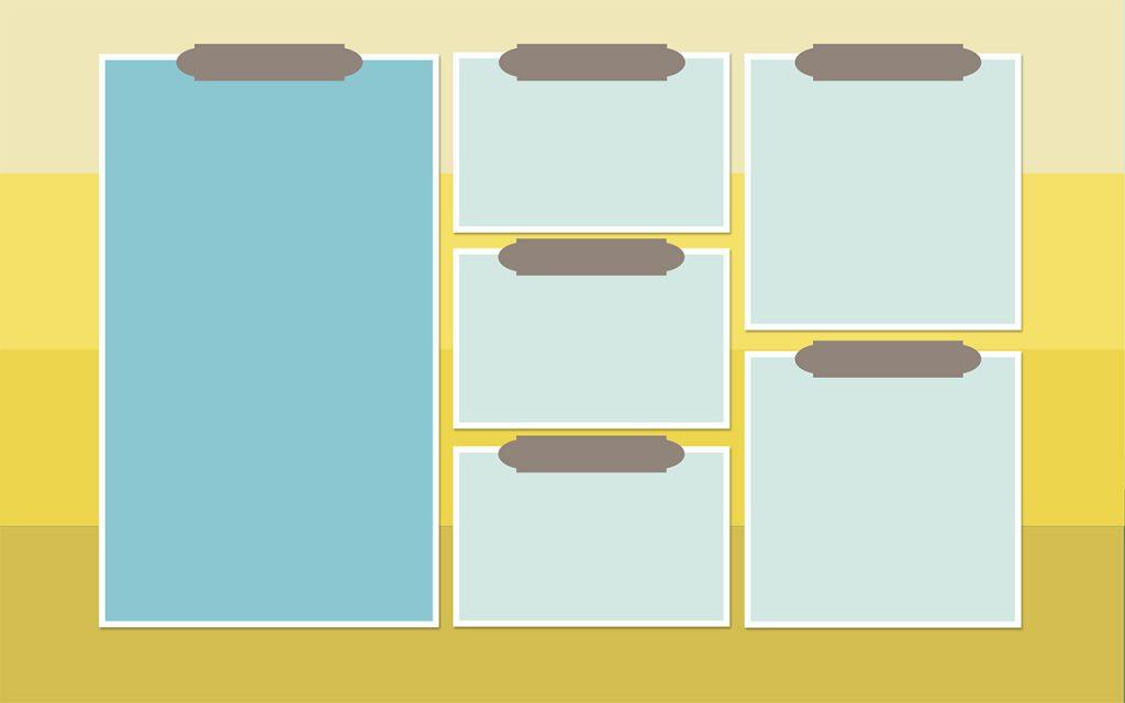 Desktop Organization Backgrounds