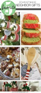 Surprise your neighbors this holiday season with a great handmade or homemade gift from our Holiday Neighbor Gifts List.