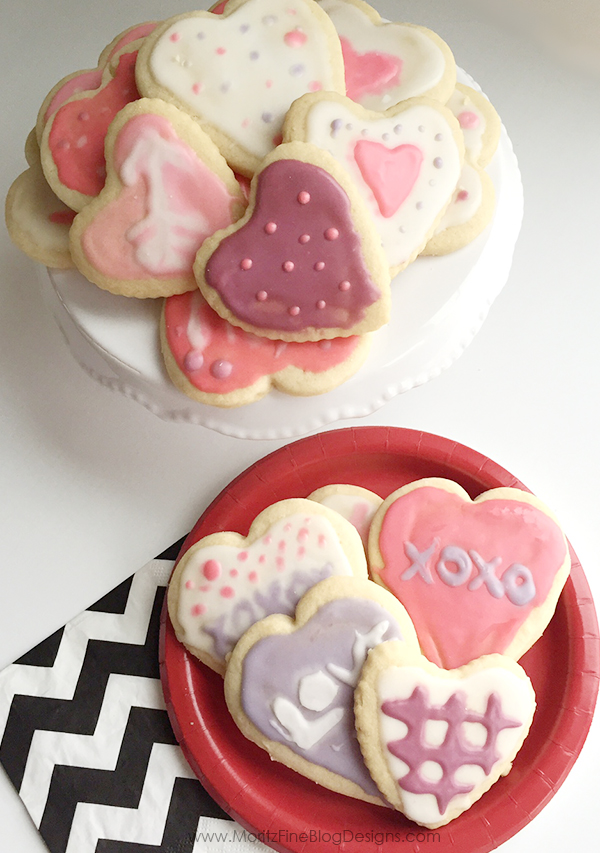 These Rich Rolled Sugar Cookies are fabulous for any special occasion. Grab a cookie cutter, bake and decorate according to the occasion!