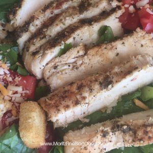 Easy Grilled Chicken is a huge hit with the entire family. Quick and easy to make, from start to finish just 15-18 minutes! Great in salad, pasta or plain!